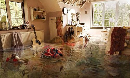 Что делать, если вашу квартиру затопили?