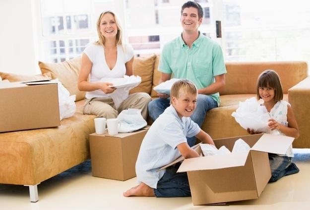 Покупка недвижимости с помощью материнского капитала.